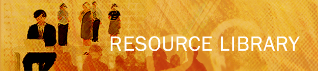 Resource Library Banner Image